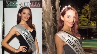 Miss Palm Beach 2016 è Ambra Martina Greggio